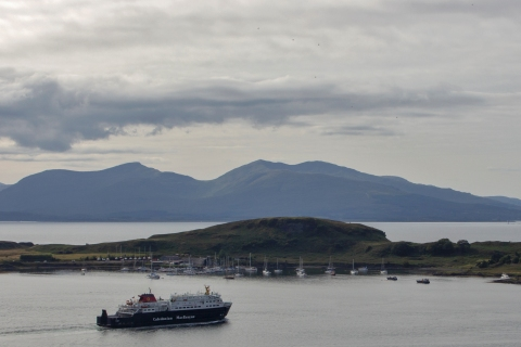 How to do 7 Scottish Islands in 7 Days