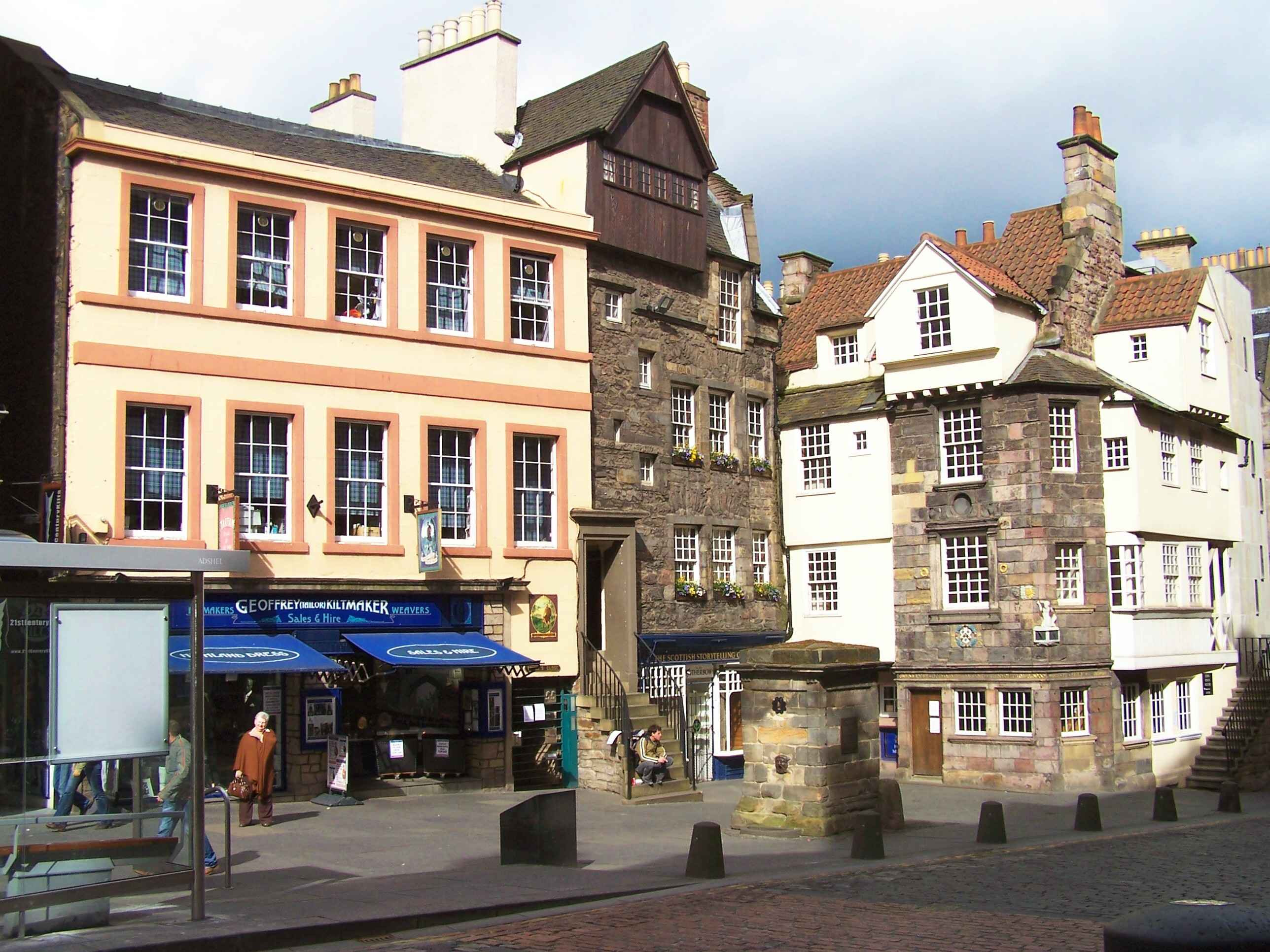 John Knox House Tour Information - Secret Scotland