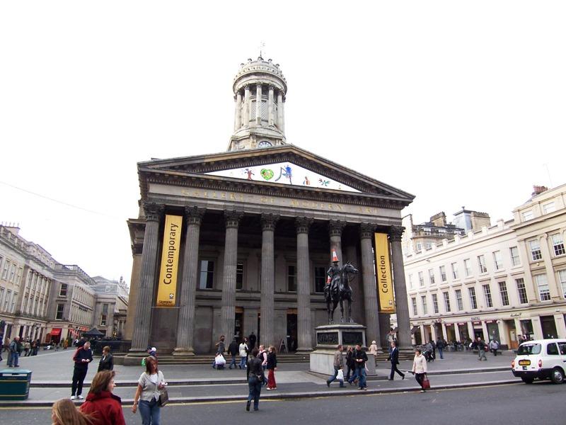 Glasgow Gallery Of Modern Art Tour Info Secret Scotland