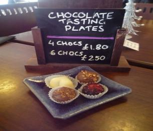 Oban Chocolate Factory Tour Info Secret Scotland