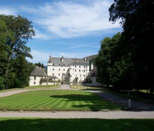 TraquairHouse