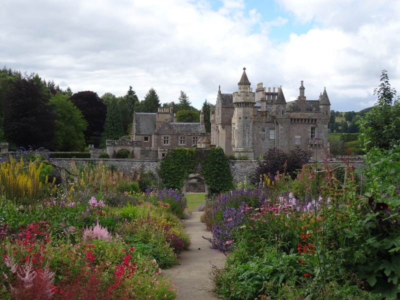 Abbotsford House- Home of Sir Walter Scott until his death in 1832