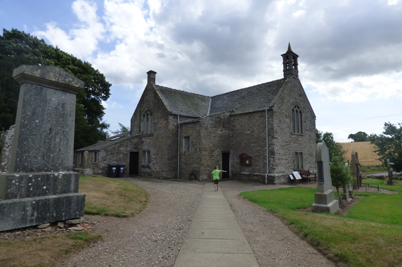 Aberlemno Church