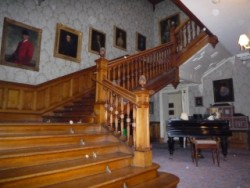 Cambo House Staircase