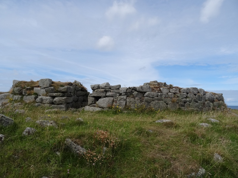 Dun Mor Broch Tiree