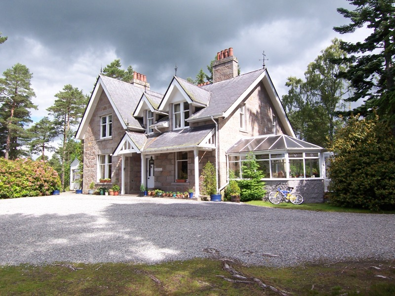 Luxury B&B in Royal Deeside