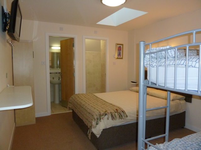 Bedroom at Habitat Bunkhouse in Ballater