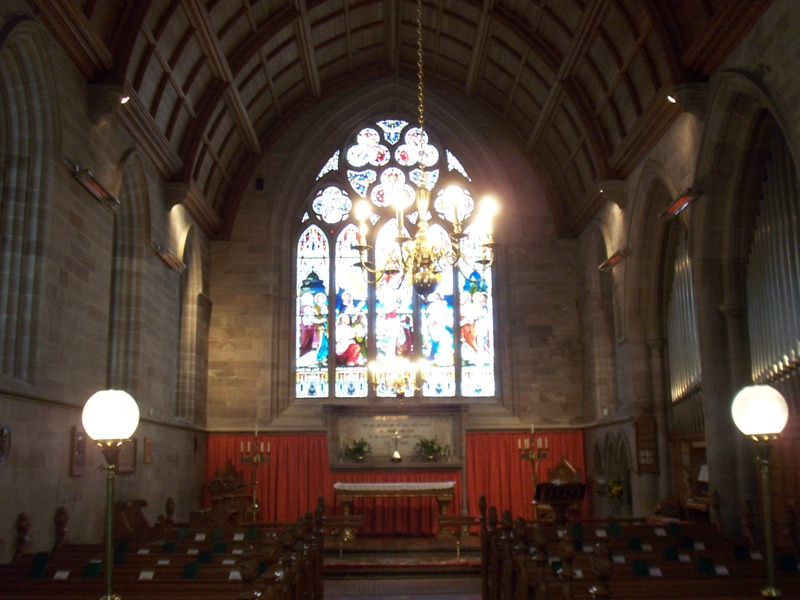 Chapel at Haddo House
