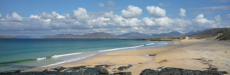 Scarista Beach on Harris