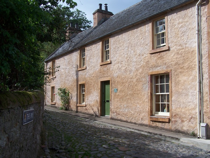 Paye House - 18th century house that you can rent as a holiday home in Cromarty
