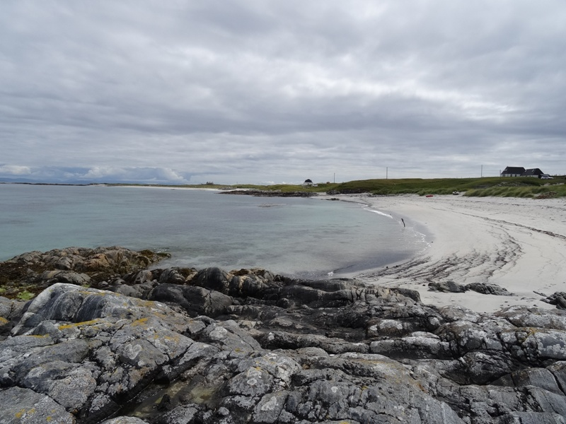 Port na Mistress Bay on Tiree