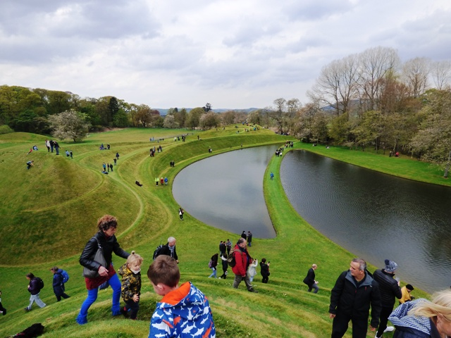 Portrack Gardens of Cosmic Speculation
