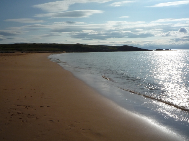 Redpoint Beach, Wester Ross