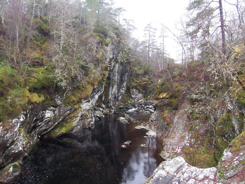 River Affric below the Dog Falls