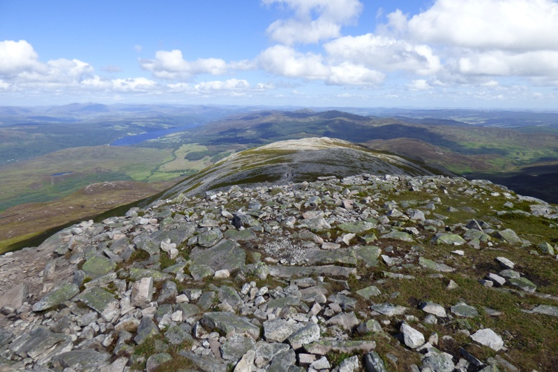 Schiehallion looking east