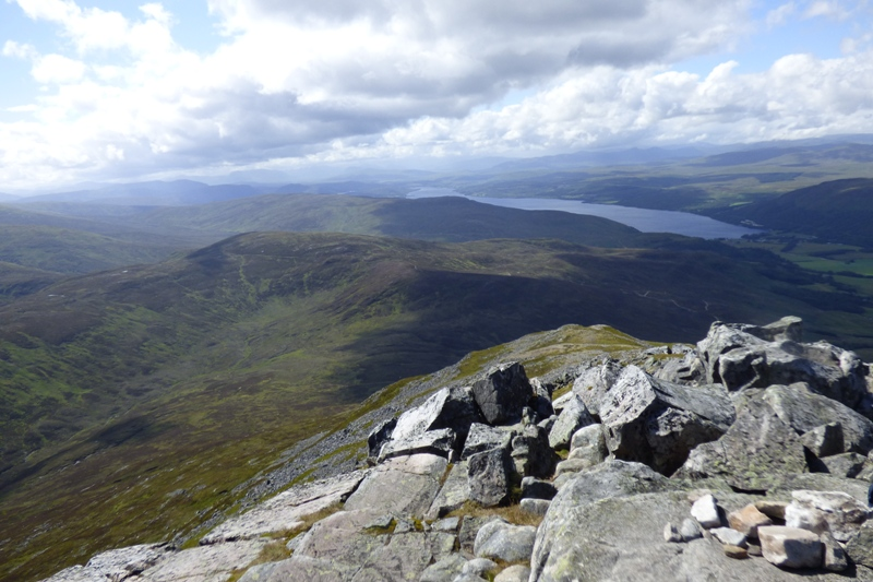 Schiehallion Looking West