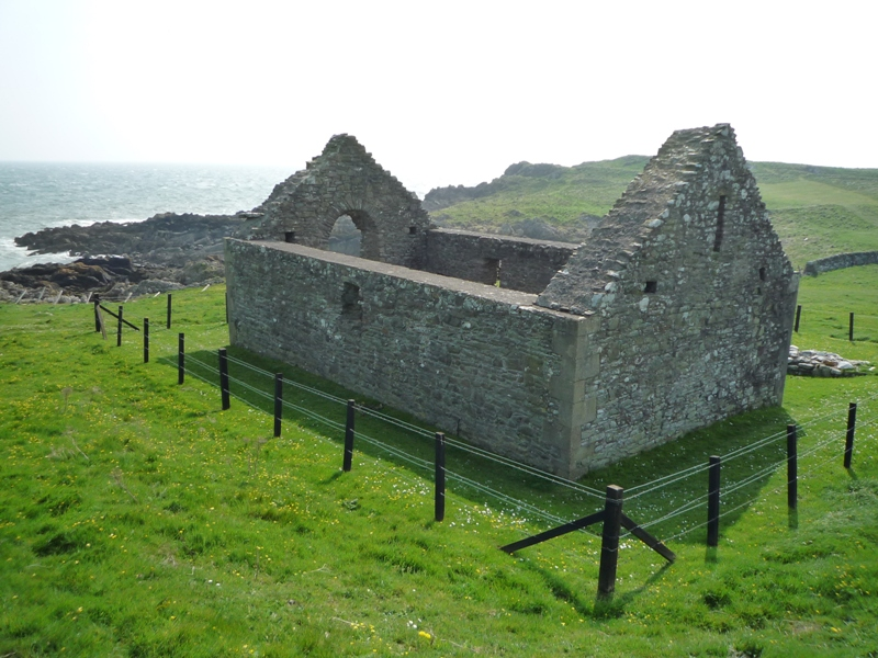 St Ninians Chapel near Whithorn