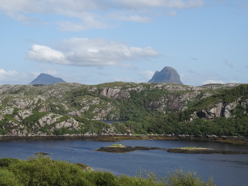 View to Suilven