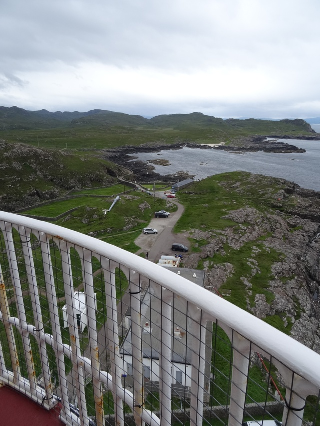 A view from Ardnamurchan Lighthouse