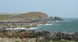 Isle of Whithorn Bay