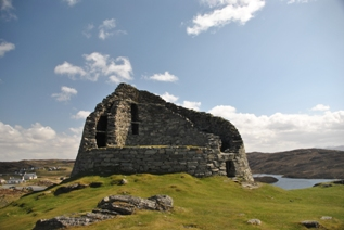 Dun Carloway Broch on Lewis