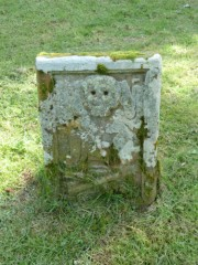 Pirate's Graveyard - Headstone